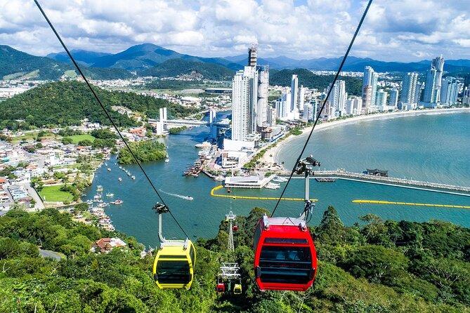 Excursão para Balneário Camboriú saindo de Florianópolis