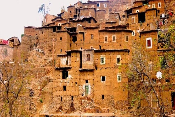 Day Trip To Atlas Mountains and Three Valleys & Berber Villages from Marrakech