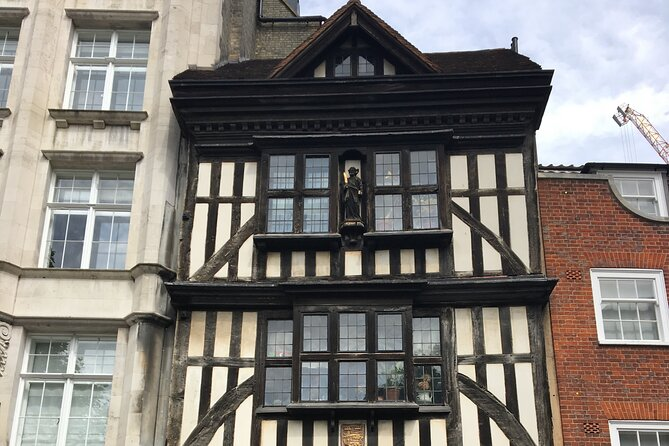 Private Tour: Hidden Secrets of the Old City of London