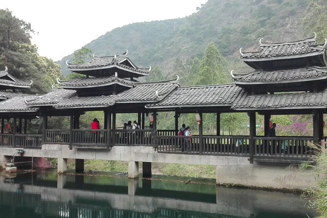 Private Day Tour to Antelope Canyon and Ziyun Valley in Zhaoqing from Guangzhou