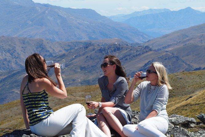 Wine Tasting at Altitude