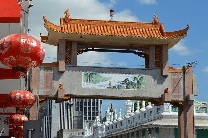 China Town & Port-Louis Fusion Food Tour