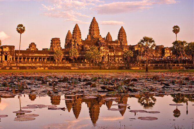 Private Day Tour to Angkor Wat Temples