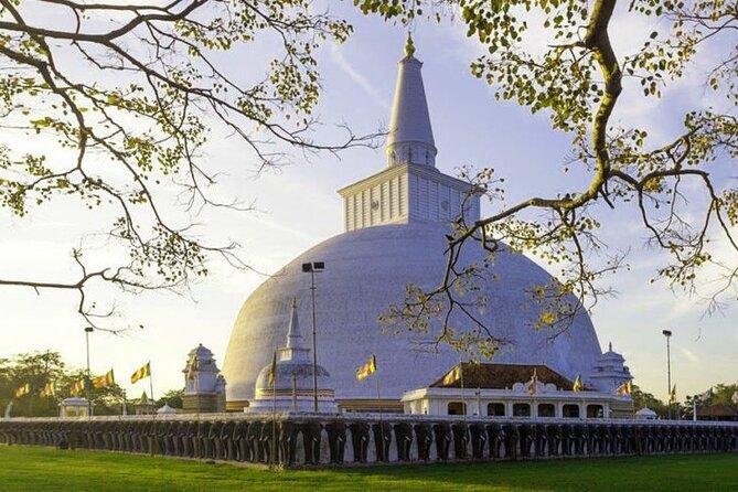 Ancient City Of Anuradhapura Tour From Sigiriya