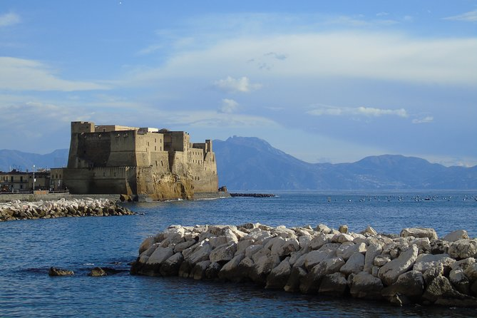 Naples Experience Fullday from Rome