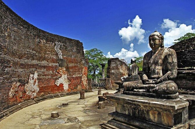 Polonnaruwa Ancient City And Habarana Day Tour From Sigiriya