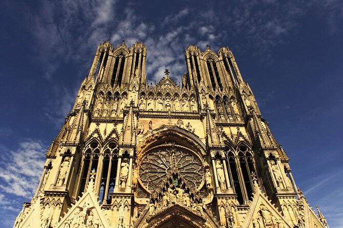 Private 4-hour City Tour of Reims with driver, guide and Hotel pick-up