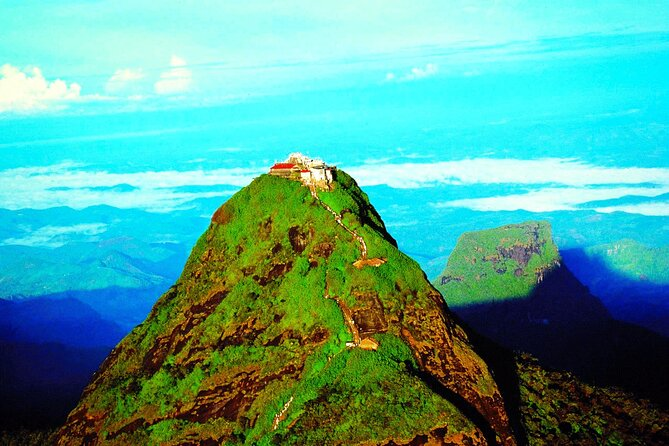 Colombo to Erathna Transfer ( Adam's Peak Start Point )