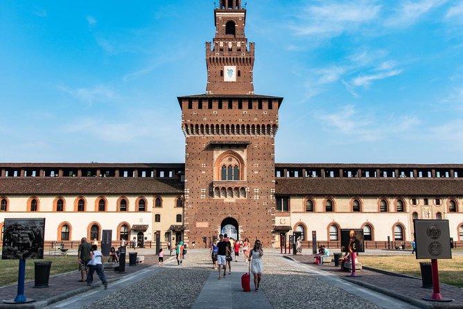 Best of Milan, Walking Tour with Duomo visit