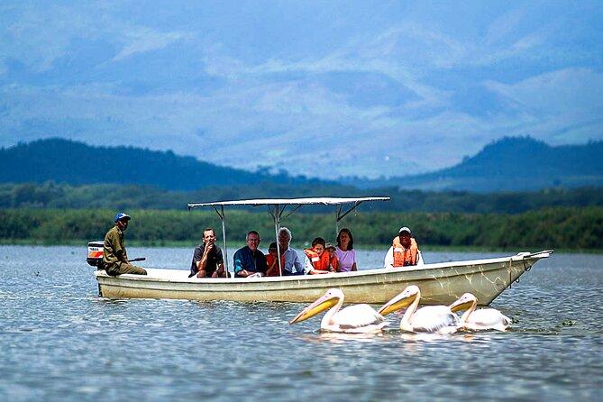 Lagoon Boat Tour in Kalpitiya