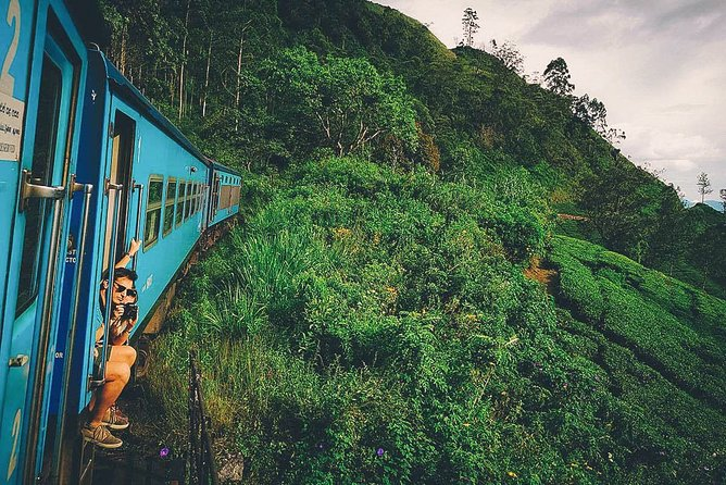 Scenic Train Ride to Ella from Kandy