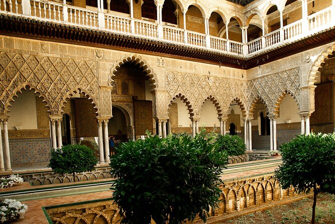 Private Alcazar of Seville Tour