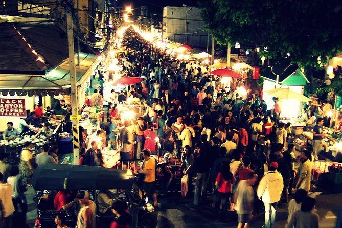 2-hour Dalat nightlife tour