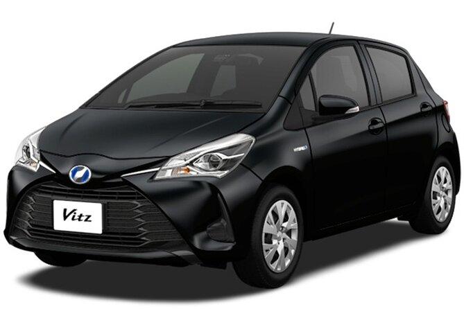JR West Japan Car Rental Safety Pack Shin-yamaguchi/Okayama/Fukuyama/Hiroshima