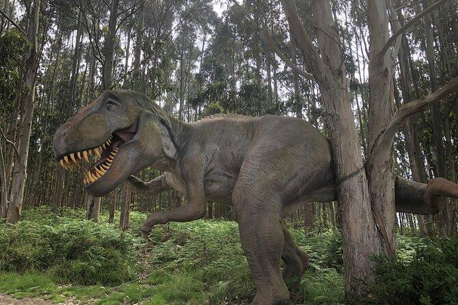 Walking with Dinosaurs along Asturias' coast