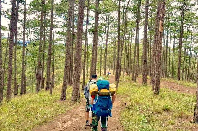 Full day Dalat Langbiang trekking tour