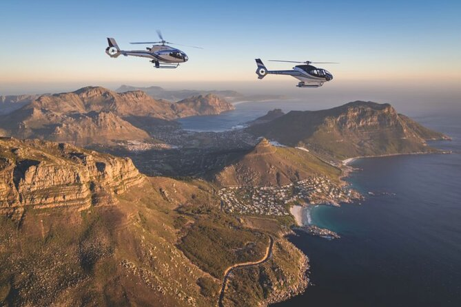 Cape Town Scenic Helicopter Flight 18 minutes