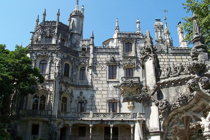 Private Full-Day Tour to Sintra and Cascais