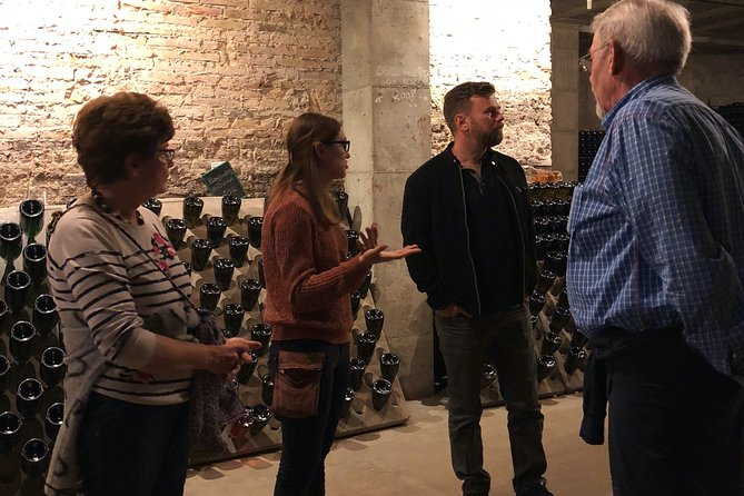 Private Tour - Exclusive Champagne & Chocolate Experience