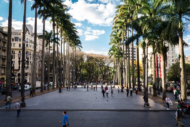 Downtown São Paulo: An audio tour tracing the city's epic history