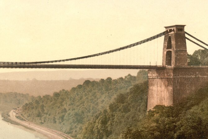 The Boat and the Bridge: An audio tour about the creations and genius of Brunel