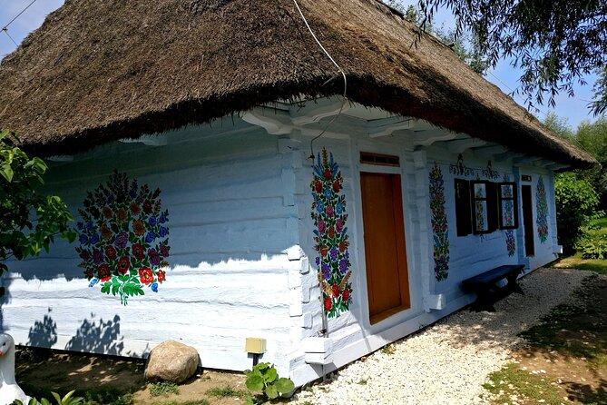From Krakow: Zalipie Village