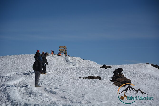 Kilimanjaro Climbing Umbwe Route