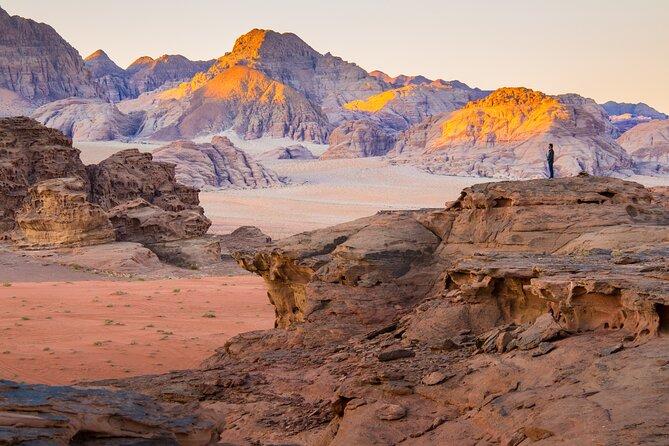 Private Tour of Wadi Rum from Wadi Araba Border Crossing