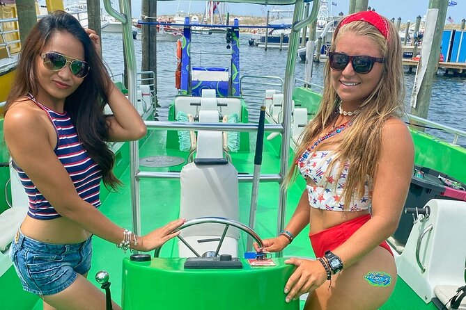 Private Hydrojet Tour in Destin