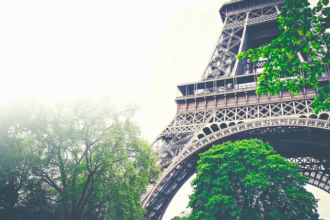 Climb to the Eiffel Tower's Second Floor with Experienced Guide