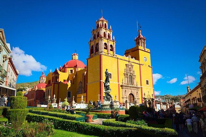 Private History & City Walking Tour of Guanajuato