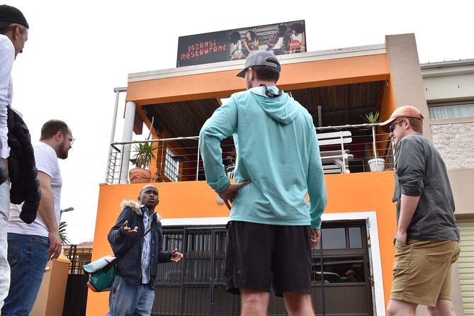 Langa 'Township Development Taster' Walking Tour w/ Photoshoot & Meal add-ons