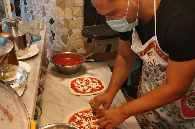 Naples Pizza & Dough Making Experience photo 10