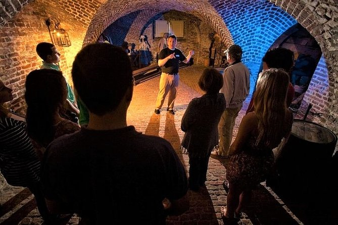 Charleston Ghost & Dungeon Night-Time Walking Tour