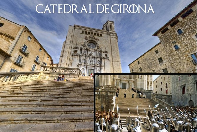 Game of Thrones: Medieval Girona Private Tour with Hotel pick-up