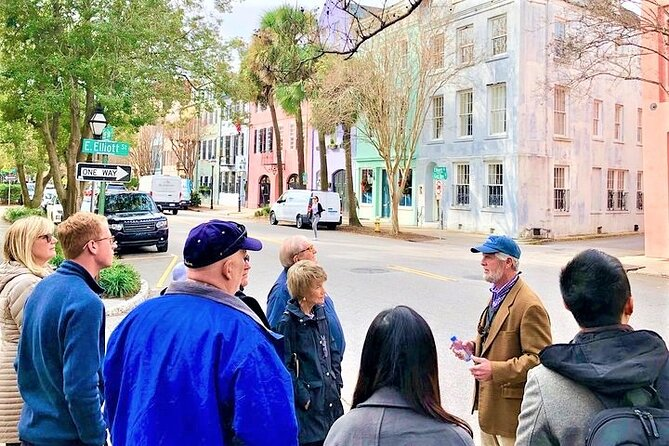 Charleston's Most Beautiful Walk Guided Small-Group Walking Tour