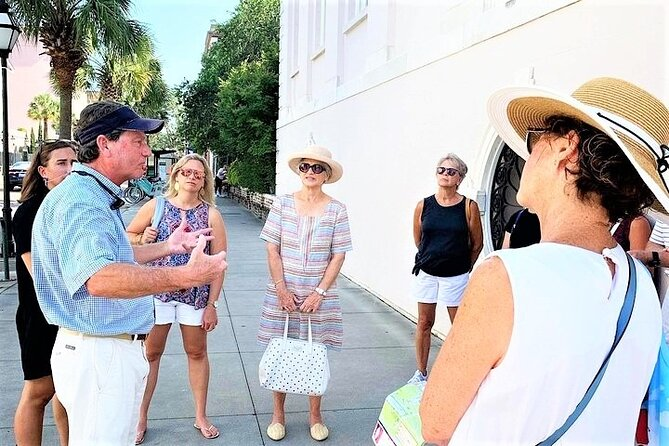 Charleston Historic Downtown Guided Walking Tour