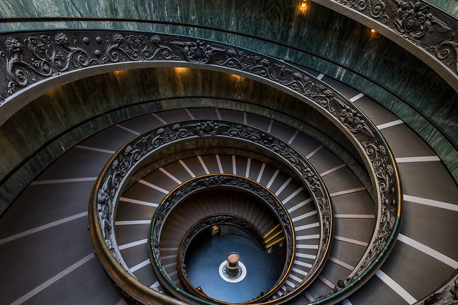Skip The Line Ticket-Vatican Museum and Sistine Chapel