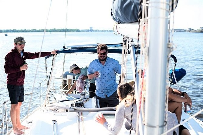 Private Charleston Customizable Sailing Charters