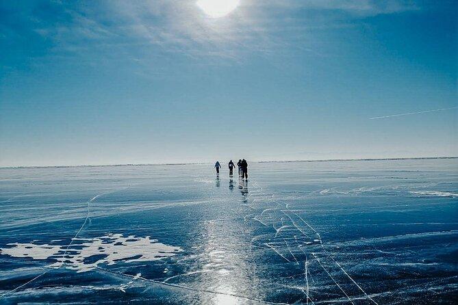 Irkutsk: Ice Skating on Winter Baikal