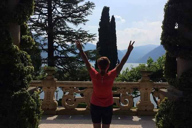Walking tour: Tremezzo, Isola Comacina , Villa Balbianello