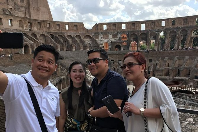 SkipTheLine Colosseum and Roman Forum with Expert Guide