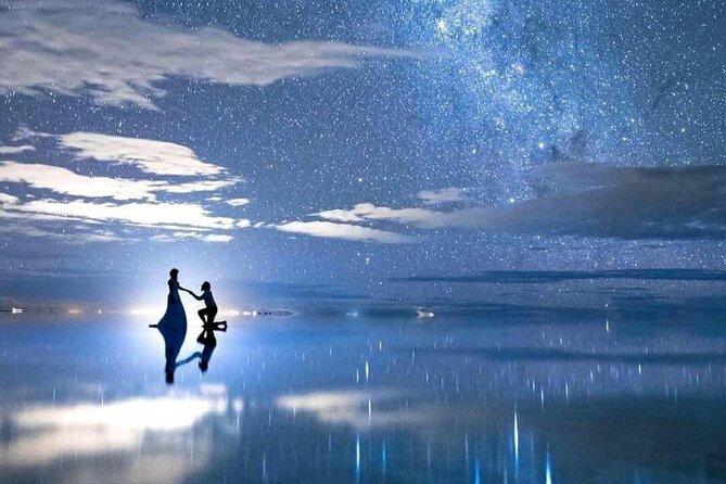 Uyuni Salt Flats Private Night Tour from Uyuni