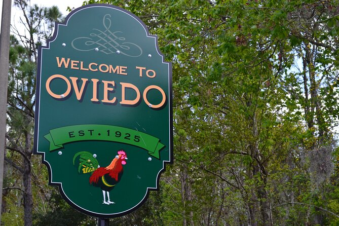 Oviedo Historical Walking Tour