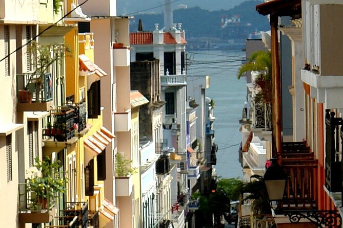 Old San Juan: Let the city's buildings tell you their stories on an audio tour