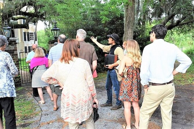 Beaufort City Guided Walking Tour