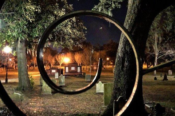 Savannah Night Terrors Walking Tour