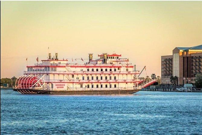Savannah Sunset Riverboat Cruise