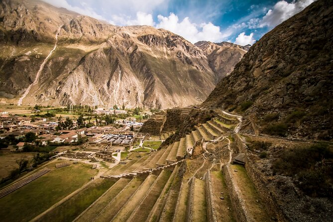 Private Tour to Ollantaytambo Fortress