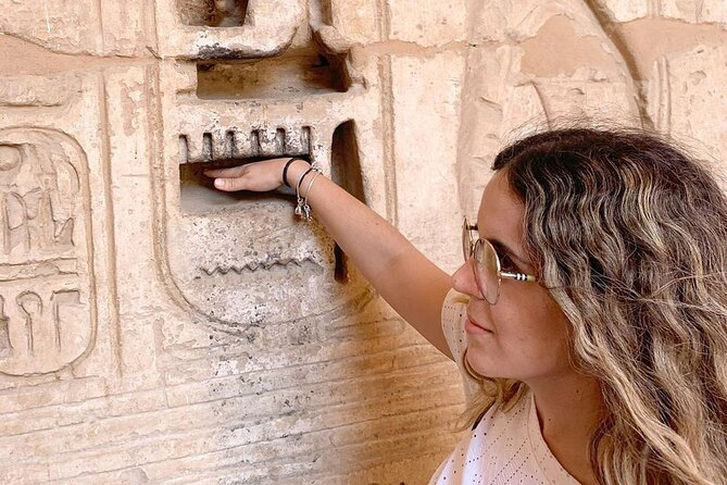 Habu Temple, Valley of the Kings and Workers Tombs Private Tour